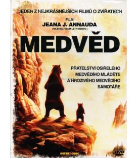 Medvěd 1988 (The  Bear) DVD