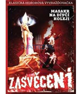Zasvěcení – SLIM BOX (Initiation, The) DVD