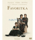 FAVORITKA 2018 (The Favourite) DVD (SK OBAL)