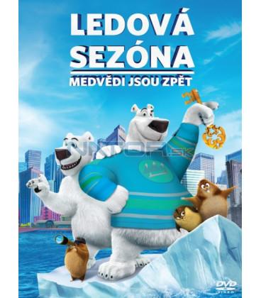 Ľadová sezóna 2/Ledová sezóna : Medvědi jsou zpět 2018 (Norm of the North: Keys to the Kingdom)  DVD (SK OBAL)