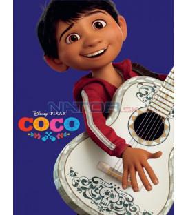 Coco (Coco) - Disney Pixar edice DVD