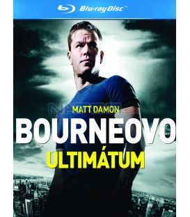 Bourneovo ultimátum 2007 (Bourne Ultimatum) Blu-ray