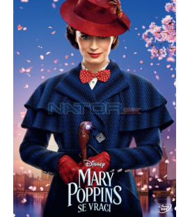 MARY POPPINS SE VRACÍ 2018 (Mary Poppins Returns) DVD