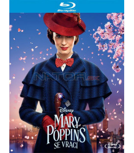 MARRY POPPINS SE VRACÍ 2018 (Mary Poppins Returns) Blu-ray