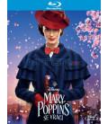 MARRY POPPINS SE VRACÍ 2018 (Mary Poppins Returns) Blu-ray