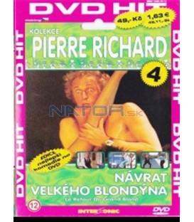 Návrat velkého blondýna(Le retour du grand blond)