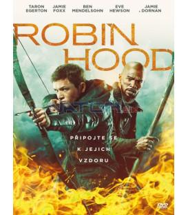 ROBIN HOOD 2018 DVD