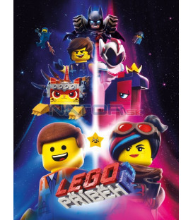 Lego příběh 2 - 2019 (The Lego Movie 2: The Second Part) DVD