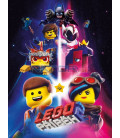 Lego příběh 2 - 2019 (The Lego Movie 2: The Second Part) DVD
