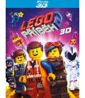 Lego příběh 2 - 2019 (The Lego Movie 2: The Second Part) 3D+2D Blu-ray