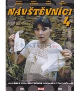 Návštěvníci - 4. DVD (Návštěvníci)