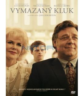 Vymazaný kluk 2018 (Boy Erased) DVD