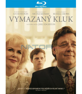 Vymazaný kluk 2018 (Boy Erased) Blu-ray