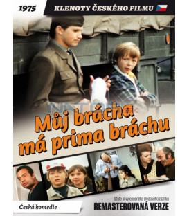 Můj brácha má prima bráchu 1975 (remasterovaná verze) DVD
