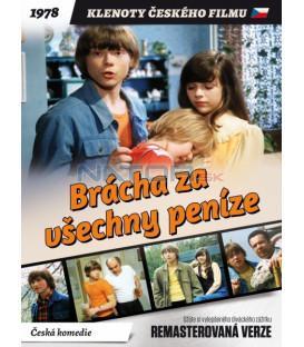 Brácha za všechny peníze 1978 (remasterovaná verze) DVD