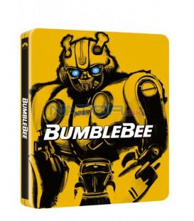 BUMBLEBEE 2018 Blu-ray steelbook