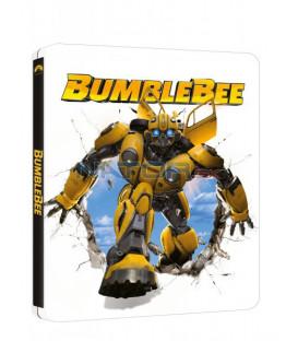 BUMBLEBEE 2018 Blu-ray steelbook (4K Ultra HD) - UHD Blu-ray + Blu-ray