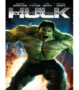 Neuvěřitelný Hulk 2008 (The Incredible Hulk) DVD