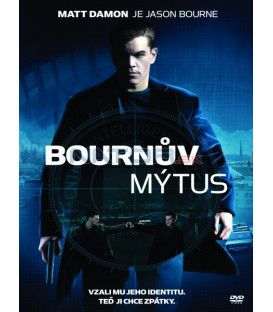 Bournův mýtus 2004 (The Bourne Supremacy) DVD