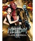 Hellboy 2: Zlatá armáda 2008 (Hellboy 2: The Golden Army) DVD