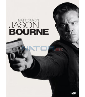 Jason Bourne 2016 DVD