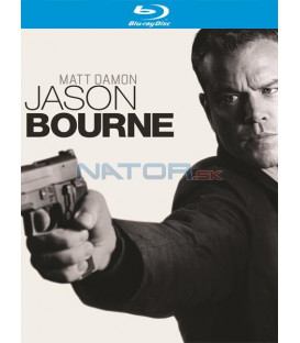 Jason Bourne 2016 Blu-ray