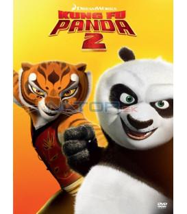 Kung Fu Panda 2 (big face edice II.) DVD