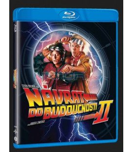 Návrat do budoucnosti II 1989 (Back to the Future) Blu-ray