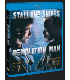 Demolition Man - Demolátor 1993 (Demolition Man) Blu-ray