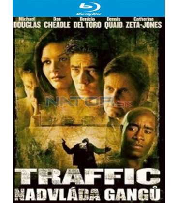 Traffic 2000 - Nadvláda gangu (Traffic) Blu-ray