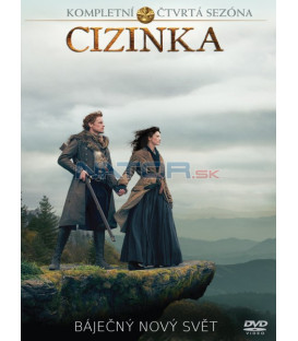 Cizinka (Outlander) - 4. série Kolekce 5DVD