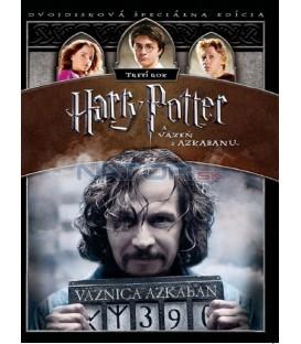 Harry Potter a väzeň z Azkabanu S.E. 2 DVD - SK/CZ dabing(Harry Potter and the Prisoner of Azkaban)