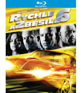 Rychle a zběsile 6 - 2013 (The Fast and the Furious 6) - Blu-ray