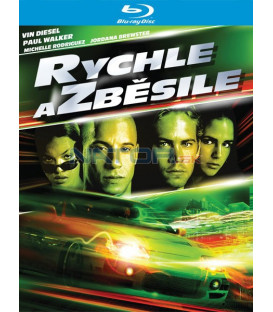 Rychle a zběsile 2001 (Fast & Furious) Blu-ray