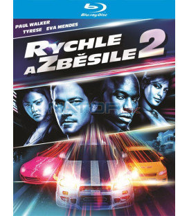 Rychle a zběsile 2 - 2003 (2 Fast 2 Furious) Blu-ray