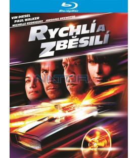 Rychlí a zběsilí 2009 (Fast & Furious) Blu-ray