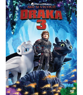 Ako si vycvičiť draka 3 - 2019 (How to Train Your Dragon 3) DVD