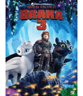 Ako si vycvičiť draka 3 - 2019 (How to Train Your Dragon 3) DVD