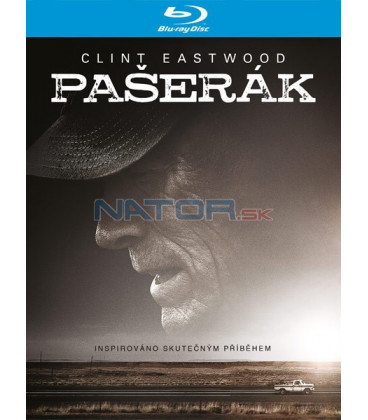 Pašerák (THE MULE) 2018 Blu-ray Clint Eastwood