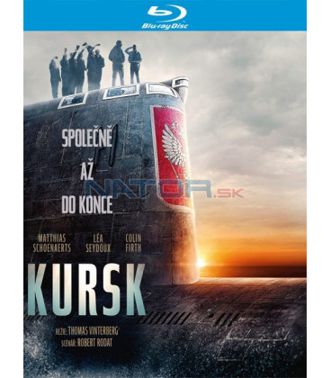 Kursk 2018 Blu-ray
