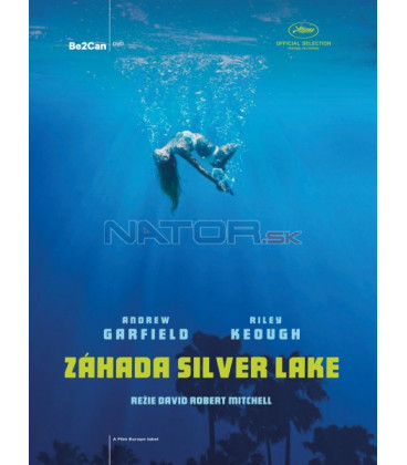 ZÁHADA SILVER LAKE 2018 (Under the Silver Lake) DVD