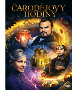 Čarodějovy hodiny 2018 (The House with a Clock in Its Wal) DVD