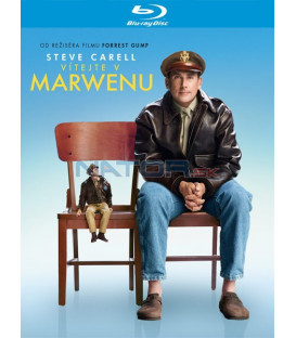 VÍTEJTE V MARVENU 2018 (Welcome to Marwen) DVD