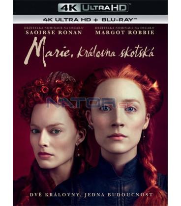 Marie, královna skotská 2018 (Mary Queen of Scots) (4K Ultra HD) - UHD Blu-ray + Blu-ray