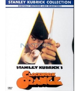Mechanický pomeranč (A Clockwork Orange)