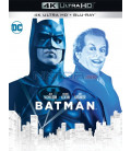 Batman 1989 (Batman) (4K Ultra HD) - UHD Blu-ray + Blu-ray