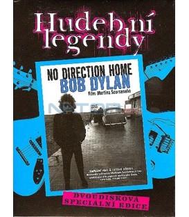 Bob Dylan : No Direction Home 2 DVD Hudební kolekce