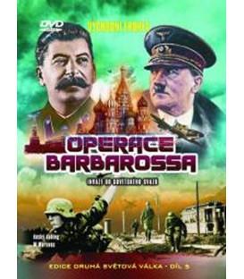 Operace Barbarossa (La segunda guerra mundial: Stalin - El hombre de acero) DVD