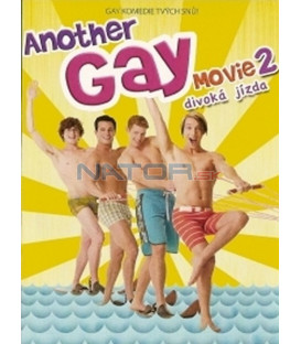 Another Gay Movie 2: divoká jízda (Another Gay Sequel: Gays Gone Wild!) DVD
