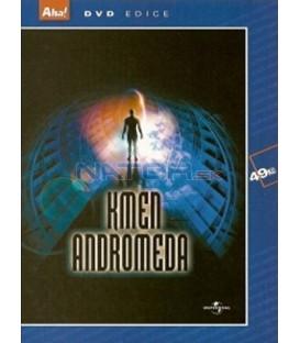 Kmen Andromeda (Andromeda Strain, The) DVD